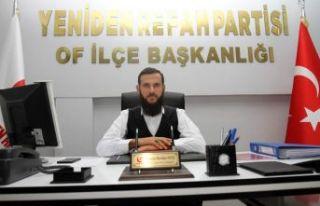 Yeniden Refah Partisi 2. yaşını kutluyor