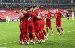 Milli Takımın 2022 Dünya Kupası elemeleri fikstürü...