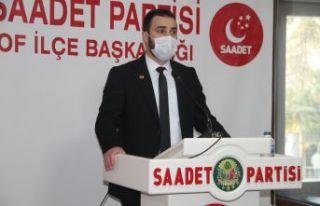 Saadet'in 7. Olağan kongresinde Muratoğlu başkanlığa...