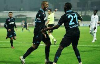 Trabzonspor Hatayspor'dan 3 puanı tek golle aldı