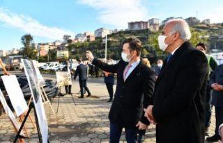 Trabzon'un yeni otogarı 2022'de hazır olacak