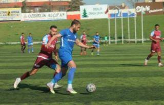 Ofspor ilk yarıyı Arnavutköy mağlubiyeti ile bitirdi