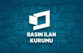 Türk basınının en büyük destekçisi Basın İlan...