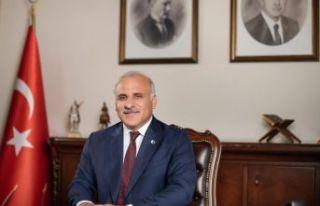 Başkan Zorluoğlu'ndan Trabzon'un kurtuluşu...
