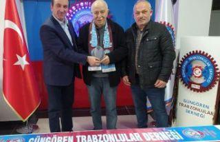 Güngören Trabzonlular Derneği Yılın Gazisini...