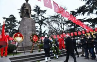 Trabzon'un kurtuluşunun 103. yıl dönümü...