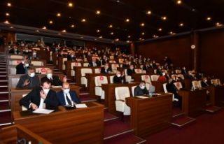 Büyükşehir Belediye Meclisi Mart toplantısında...