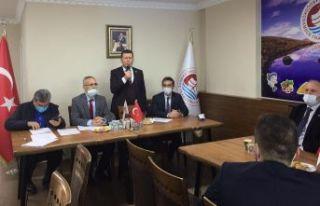 Küçükçekmece Trabzonlular Başkan Kaba İle devam...