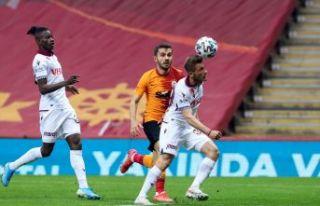 Trabzonspor Galatasaray beraberliğine üzüldü