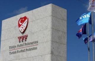Türkiye Futbol Federasyonu, profesyonel ligleri tescil...