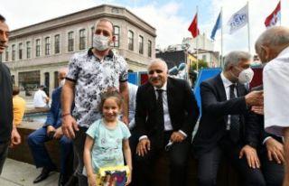 Başkan Zorluoğlu ve AK Partili vekiller Trabzonlularla...