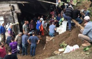 Rize'yi sel vurdu; 6 ölü, 2 kayıp