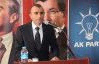 AK Parti Dernekpazarı İlçe Başkanı Usta istifa...