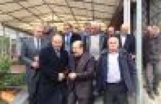 Ak Parti Dernekpazarı'nda Seçim Startını verdi