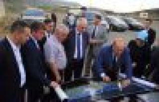AK Parti Genel Başkan Yardımcısı Erol Kaya Trabzon'da...