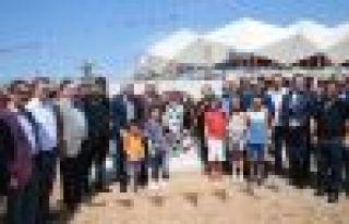 Akyazı'ya Dozer Cemil Anıtı ve Doğa Parkı