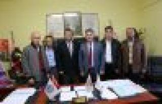 Amatör Kulüp Başkanlarından Özcan Demirel'e...