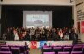 Anadolu Gençlik Derneği Mekke'nin Fethi'ni kutladı