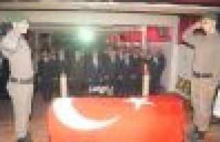 Atatürk, vefatının 79. yılında Of'ta düzenlenen...