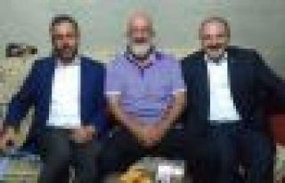 Bakanlar Kasapoğlu ve Varank Of'ta