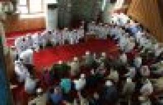 Balaban Kur'an Kursu'nda 17 Hafız mezun oldu