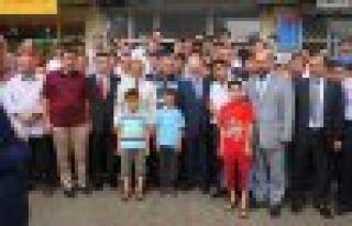 Başkan Saral'dan 101 Hafıza Çanakkale gezisi