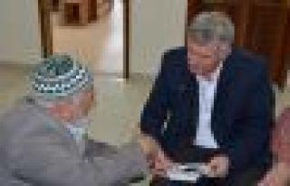 Başkan Sarıalioğlu, halk gününe Ofluları davet...