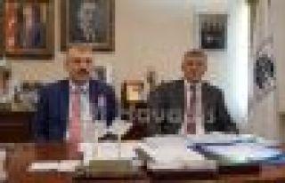 Başkan Sarıalioğlu ve vekil Saral'dan afet açıklaması