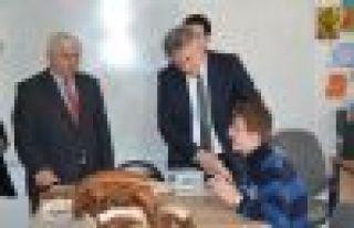 Başkan Sarıalioğlu'ndan 3 Aralık Dünya Engelliler...