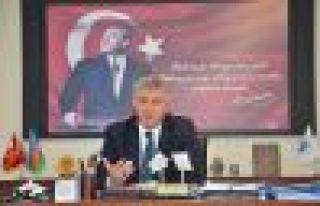 Başkan Sarıalioğlu'nun 10 Kasım mesajı