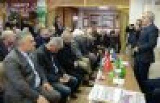 BMD Başkanı İdris Türk güven tazeledi