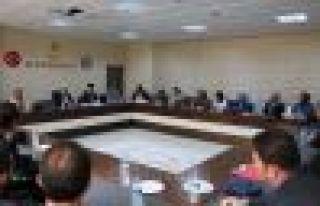 Bölgenin Rehberlik Öğretmenleri Of'ta toplandı