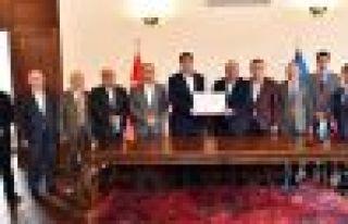 Büyükşehir Bem-Bir-Sen ile sosyal denge anlaşması...