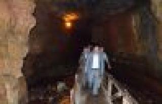 Büyükşehir Çal Mağarası'nı modernize ediyor...