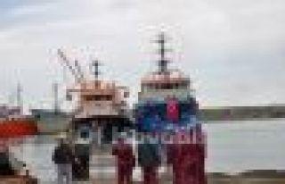 Çamburnu'ndan Danimarka'ya Gemi