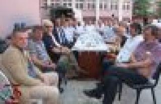 Cansızoğlu ailesi ana yurtta toplandı
