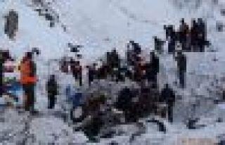 Çaykara'da 5. günde son 2 işçiye daha ulaşıldı