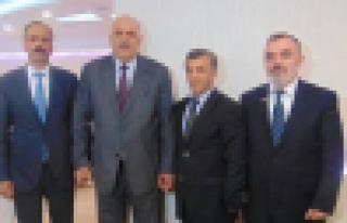Çaykara'nın yeni Başkanı Hanefi Tok