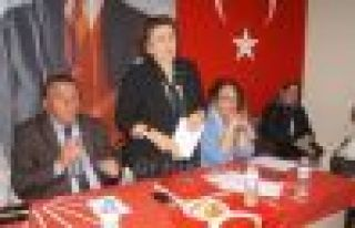 CHP İl Başkanı Uzun Of'ta Ak Partiye yüklendi