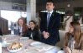 CHP Of İlçe Başkanı Erdal Özçelik istifa etti