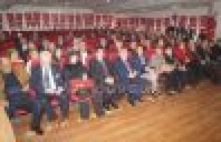 CHP'nin kongresinde Kaptanoğlu yeniden başkan...