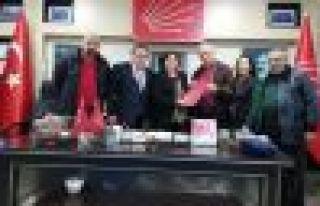 CHP'nin Of Belediye Başkan adayı Hilmi Saral