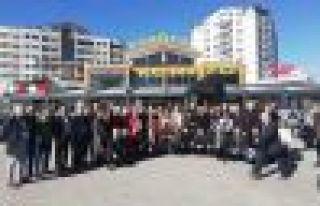 CUMDER Ankara'daki Cumapazarlıları buluşturdu...