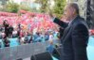 Cumhurbaşkanı Erdoğan'dan 216 proje için toplu...