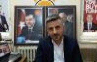 Dernekpazarı Ak Parti'de 2.aday Yaşar Falcı