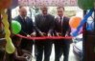 Dernekpazarı'nda Ahde Vefa Kur'an Kursu açıldı