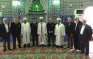 Dernekpazarı'nda Şehit Polisler için Mevlit okundu