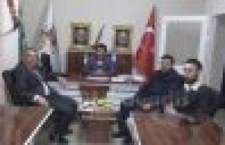 Diriliş Osmanlı Başkanlığı Of Şubesi açıldı