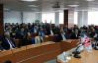 DKBB'den belediye çalışanlarına Rize ve Trabzon'da...
