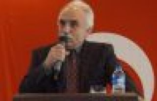 Emekli Emniyet Müdürü Saral Ak Parti'den aday...